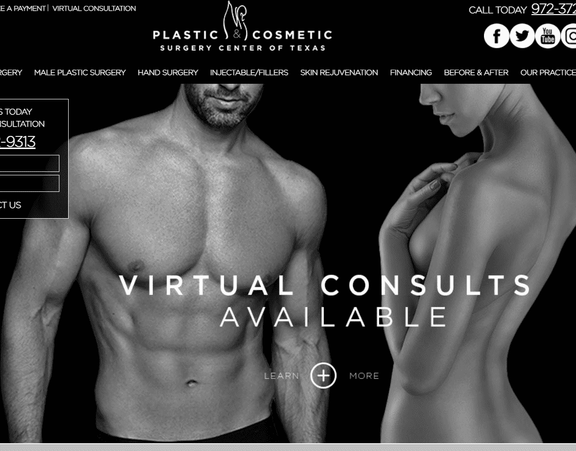 Plastic And Cosmetic Surgery Center Of Texas reviews and complaints