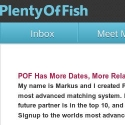 Plentyoffish reviews and complaints