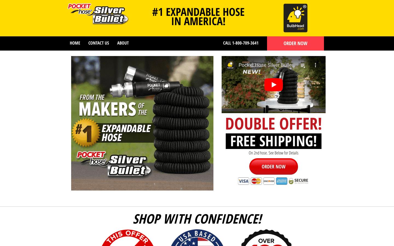 Pocket Hose Silver Bullet reviews and complaints