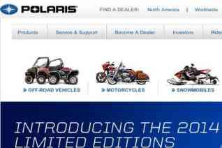 Polaris Industries reviews and complaints