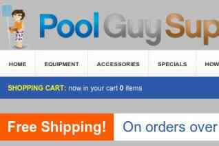 Pool Guy Supply reviews and complaints