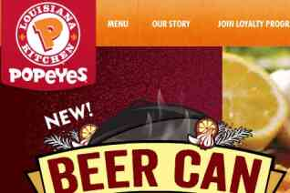 Popeyes Louisiana Kitchen reviews and complaints