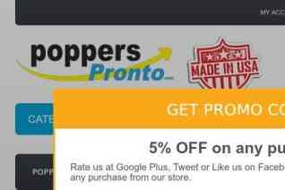 Poppers Pronto reviews and complaints