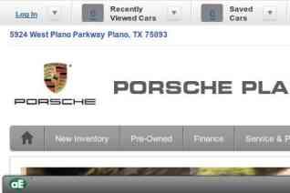 Porsche Plano reviews and complaints
