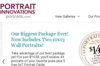 Portrait Innovations reviews and complaints