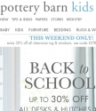 Pottery Barn Kids reviews and complaints