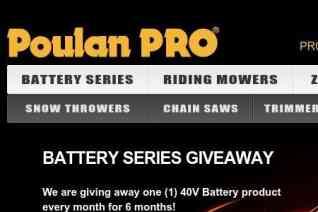 Poulan Pro reviews and complaints