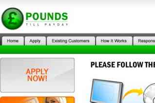 Pounds Till Payday reviews and complaints