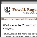 Powell Rogers Speaks