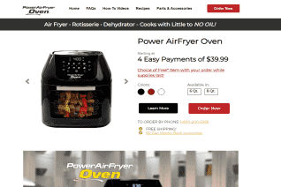 Power AirFryer reviews and complaints