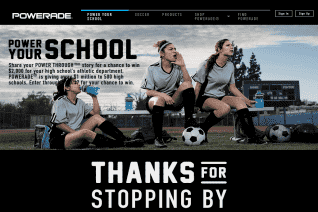 POWERADE reviews and complaints