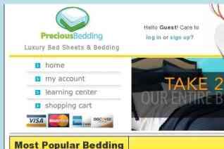 Precious Bedding reviews and complaints
