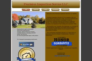 Precision Inspection Service reviews and complaints