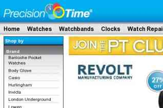 Precision Time reviews and complaints