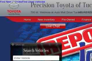 Precision Toyota reviews and complaints