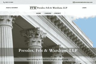 Pressler Felt And Warshaw reviews and complaints