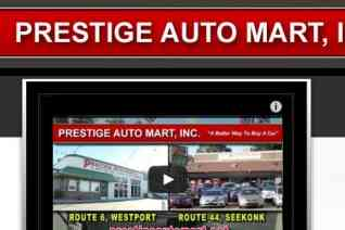 Prestige Auto Westport reviews and complaints