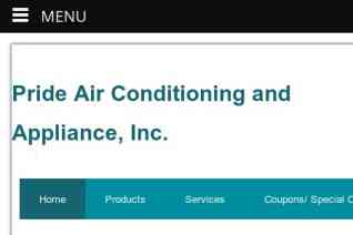 Pride Air Conditioning And Appliance reviews and complaints