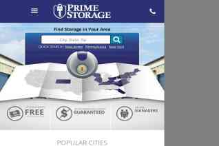 Prime Storage Group reviews and complaints