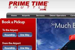 Prime Time Shuttle reviews and complaints