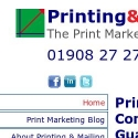 Printingandmailing