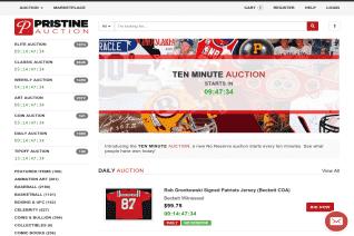 Pristine Auction reviews and complaints