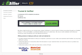 Probiller Com reviews and complaints