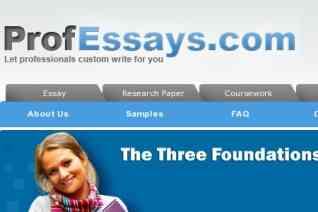 ProfEssays reviews and complaints