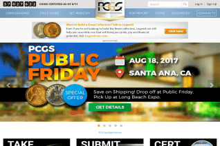 Professional Coin Grading Service reviews and complaints