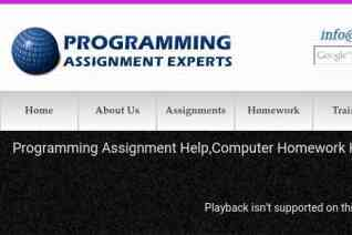 Programming Assignment Experts reviews and complaints