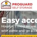 Proguard Self Storage reviews and complaints
