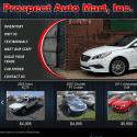 Prospect Auto Mart reviews and complaints