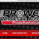 Prowells Wholesale Automotive