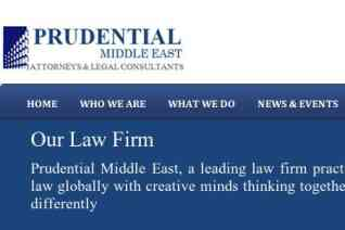 Prudential Middle East reviews and complaints