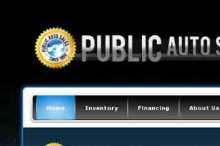 Public Auto Sales reviews and complaints
