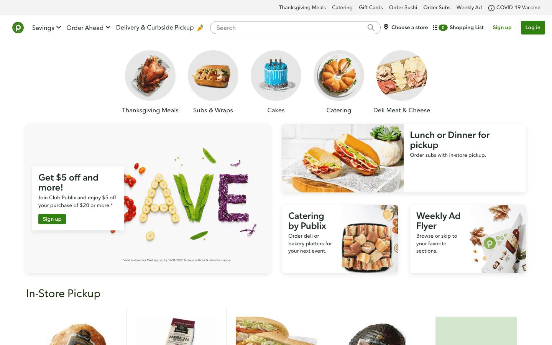 Publix reviews and complaints