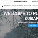Puente Hills Subaru
