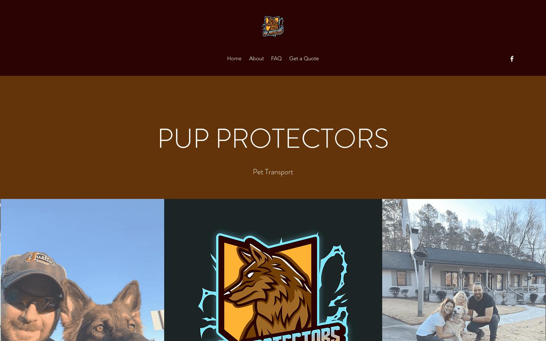Pup Protectors Pet Transport reviews and complaints