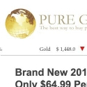 Pure Gold Global