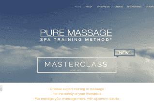Pure Massage reviews and complaints
