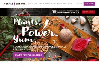 Purple Carrot reviews and complaints