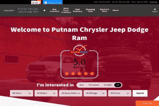 Putnam Chrysler Jeep Dodge Ram reviews and complaints