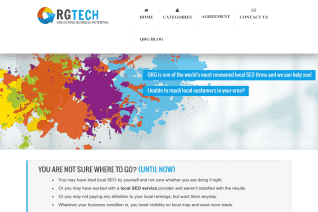 Qrg Tech reviews and complaints