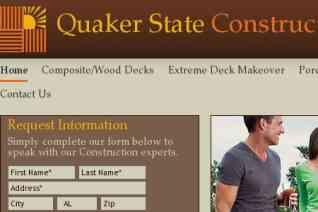 Quaker State Construction reviews and complaints