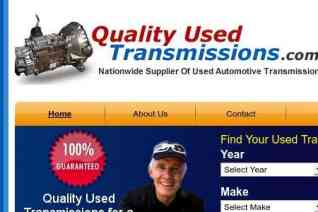 Quality Used Transmissions reviews and complaints