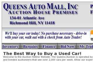 Queens Auto Mall reviews and complaints