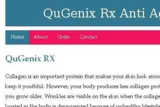 Qugenix Rx Org reviews and complaints