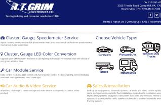 R T Grim Electronics reviews and complaints