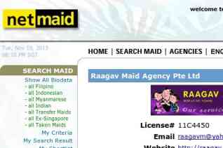 Raagav Maid Agency reviews and complaints