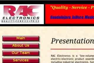 RAC Electronics reviews and complaints